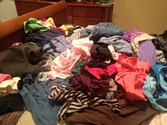 folding-clothes