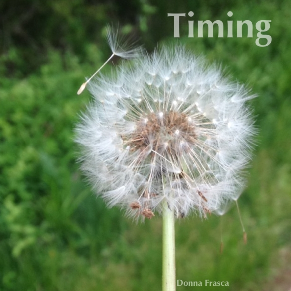 time-timing