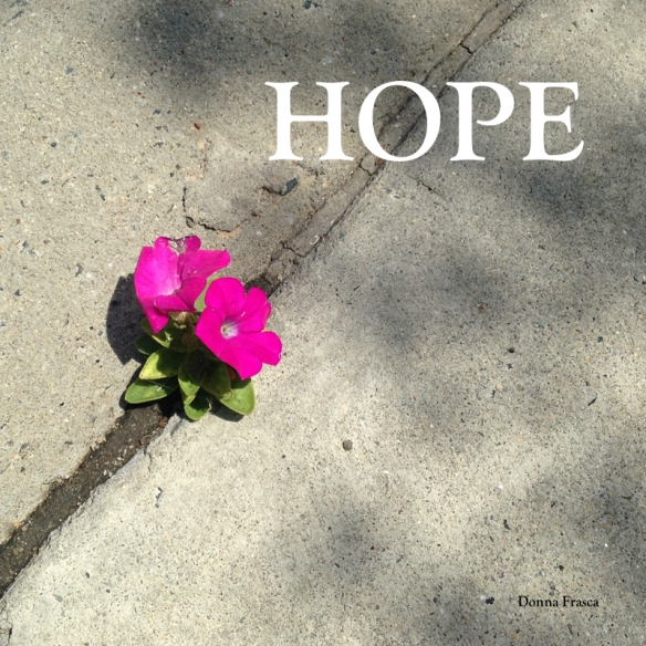 the angels say that there is hope