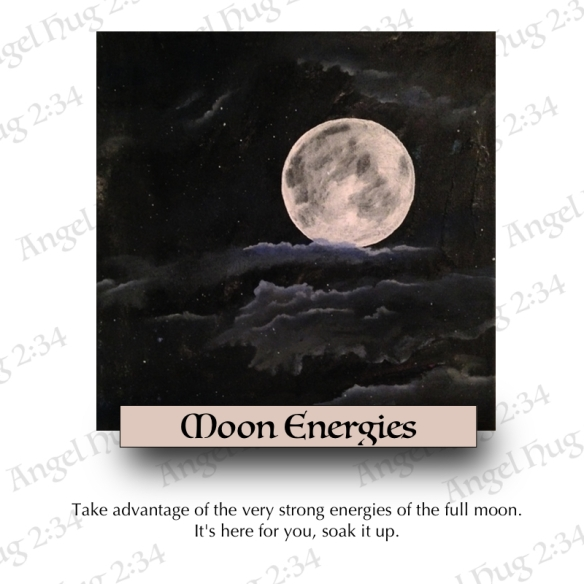 Tap into the energies of the full moon