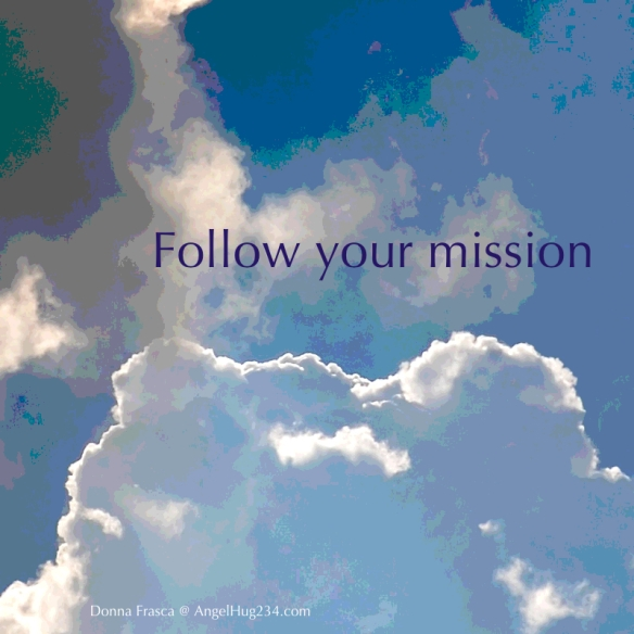 psychic development follow your mission