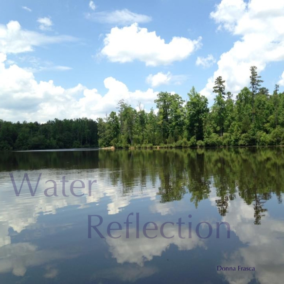 The water element is all about reflection