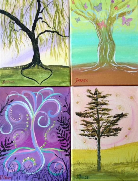 aura trees