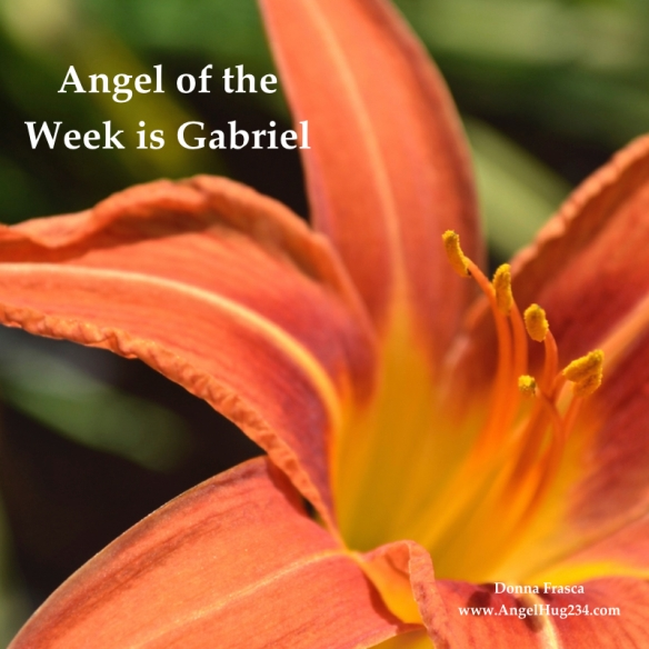 everything you wanted to know about archangel Gabriel