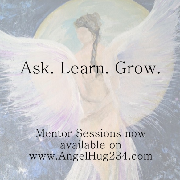 mentor sessions for angel hug 234