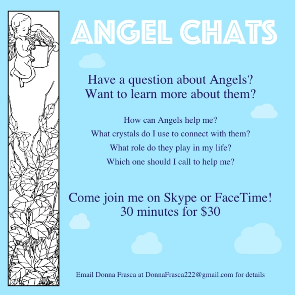 have questions about angels?
