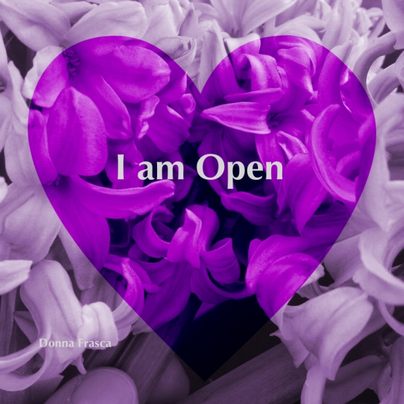 Angel Hug I am open