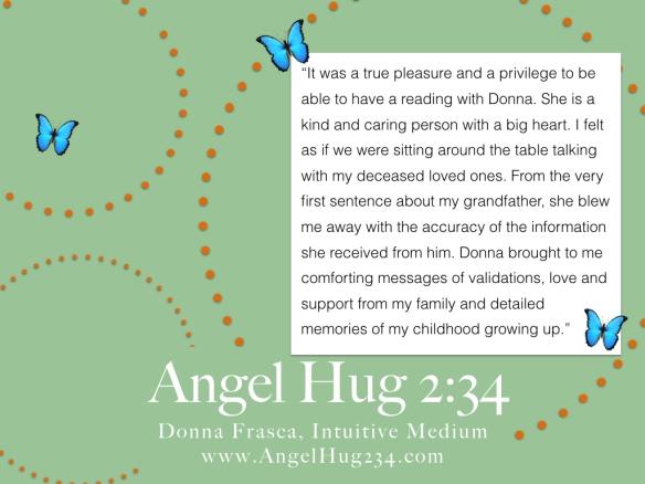 Psychic Medium Donna Frasca