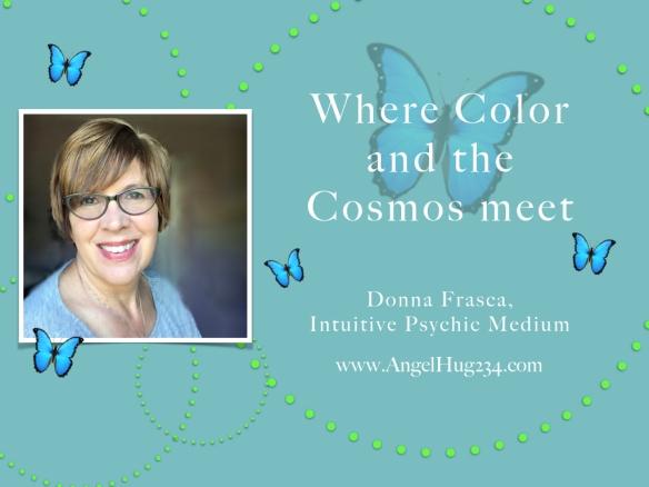 Donna Frasca Certified Psychic Medium