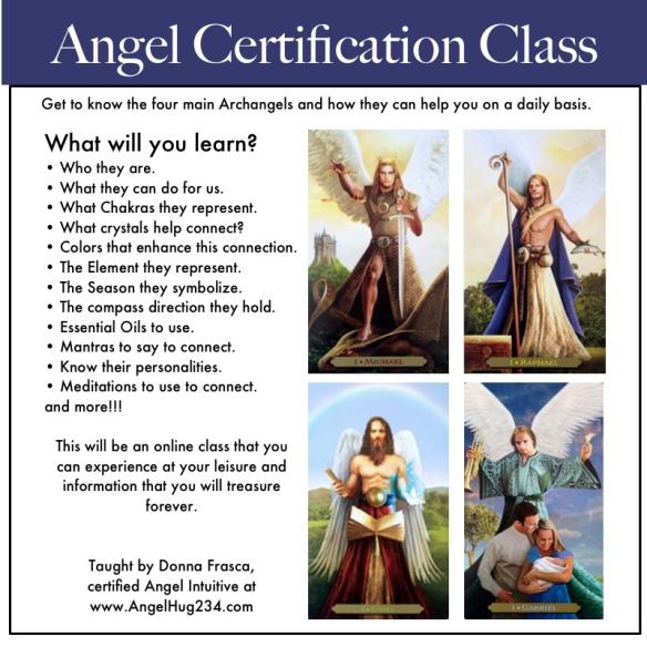 Angel-certification-class