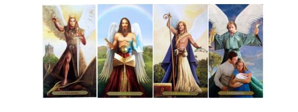 four main archangels